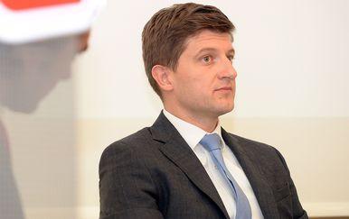 Ministar financija Zdravko Marić (Foto: PIXSELL/Vjeran Žganec Rogulja)
