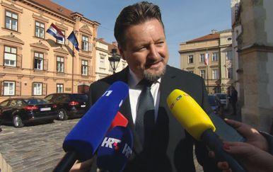 Lovro Kuščević, ministar uprave (Foto: Dnevnik.hr)