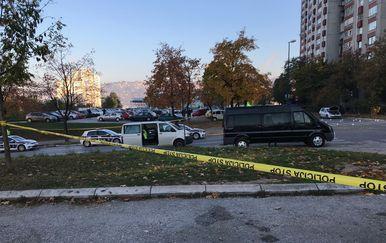 Obračun u Sarajevu, dvojica policajaca ubijena (Foto: Miran Mahmutović) - 5