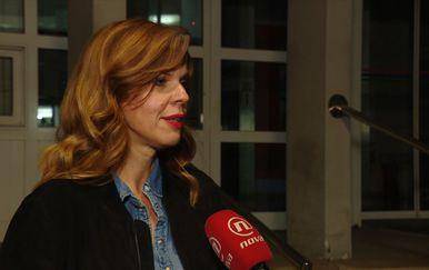 Članica predsjedništva SDP-a Biljana Borzan (Foto: Dnevnik.hr)