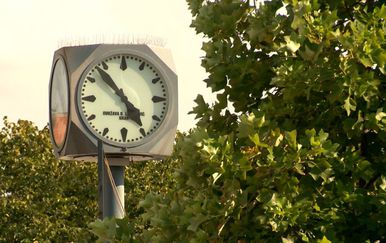 Sat (Foto: Dnevnik.hr) - 2