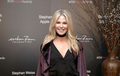 Christie Brinkley (Foto: Brian Ach / GETTY IMAGES NORTH AMERICA / AFP)
