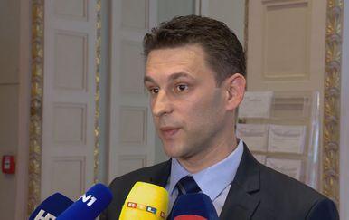 Božo Petrov, predsjednik MOST-a (Foto: Dnevnik.hr)