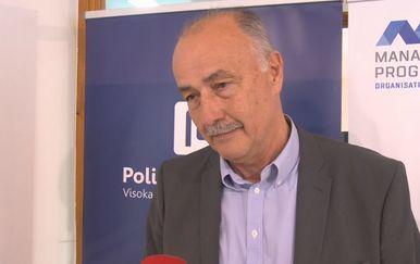 Davor Mišković, smijenjeni dekan Politehnike Pula (Foto: Dnevnik.hr) - 3