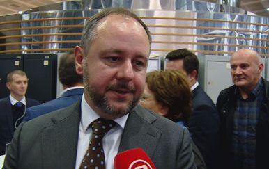Branimir Bricelj, član skupine Borg (Foto: Dnevnik.hr)