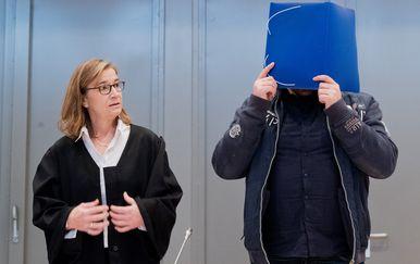 Niels Hoegel na suđenju (Foto: AFP)