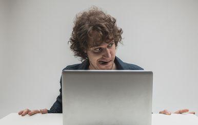 Pornografija na računalu (Foto: Getty Images)