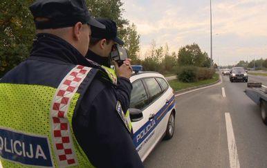 Prometna policija (Foto: Dnevnik.hr) - 2