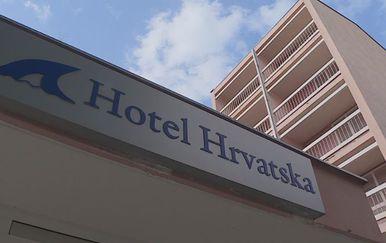 Hotel Hrvatska u Baškoj Vodi (Foto: Dnevnik.hr) - 1
