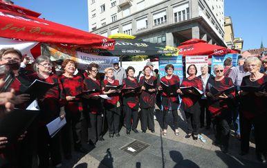 U Zagrebu obilježen Nacionalni dan starijih osoba (Foto: Luka Stanzl/PIXSELL) - 3