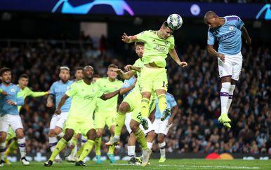 Manchester City – Dinamo (Foto: Igor Kralj/PIXSELL)