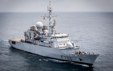 Spašavanje na Atlantiku (Foto: Ministre des Armées)