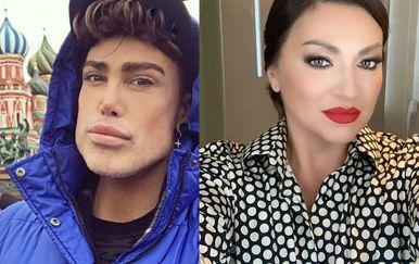 Neven Ciganović i Nina Badrić (Foto: Instagram)
