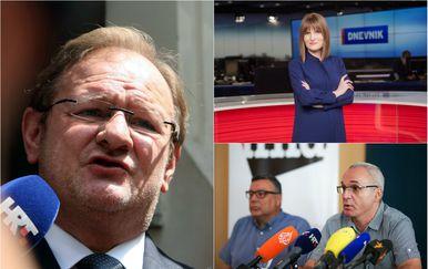 Krešimir Krsnik, Ksenija Kardum i Hrvoje Zovko (Foto: Sanjin Strukic/PIXSELL/Nova TV/Filip Kos/PIXSELL)