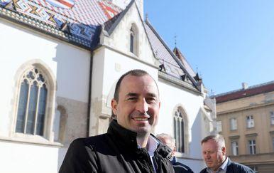 Zelena lista objavila svoju podršku predsjedničkom kandidatu Miroslavu Škori (Foto: Patrik Macek/PIXSELL)