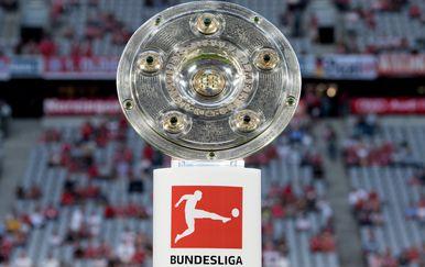 Trofej Bundeslige (Foto: AFP)