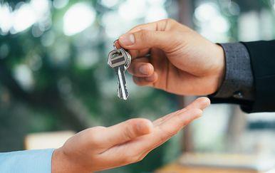 Davanje ključeva, ilustracija (Foto: Getty)