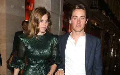 Princeza Beatrice i Edoardo Mapelli Mozzi (Foto: Profimedia)