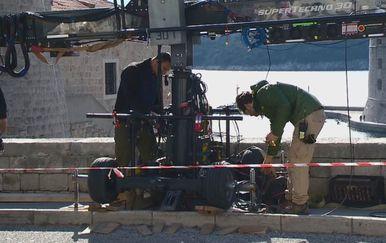 Snimanje u Dubrovniku (Foto: Dnevnik.hr) - 1