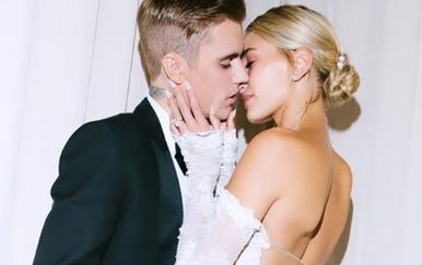 Justin i Hailey Bieber (Foto: Instagram)