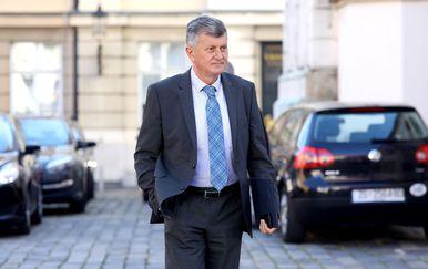 Milan Kujundžić, ministar zdravstva (Foto: Patrik Macek/PIXSELL)