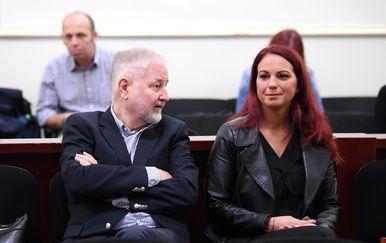 Nastavljeno suđenje Milanu Bandiću na Županijskom sudu (Foto: Marko Lukunic/PIXSELL)