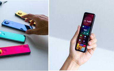 Novi smartphone Essentiala