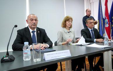 Okrugli stol o mirovinama hrvatskih branitelja ostvarenim po posebnim propisima (Foto: Igor Kralj/PIXSELL)
