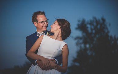 Frano Ridjan i supruga Lea (Foto: Privatne fotografije)