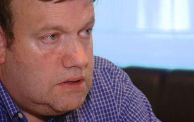 Frank Luntz za Dnevnik Nove TV (Foto: Dnevnik.hr)