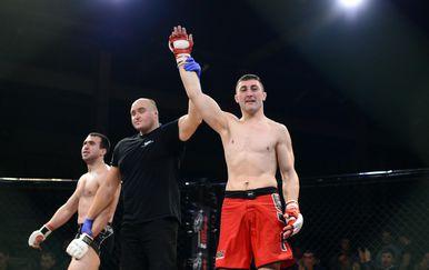 MMA borac Zoran Đođ (Foto: Marko Prpić)