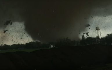 Tornado (Foto: Screenshot/YouTube)