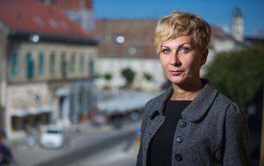 Ivana Šojat iz HDZ-a prešla u SDP (Foto: Davor Javorovic/PIXSELL)