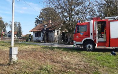 Požar u Buzinu (Foto: Dnevnik.hr) - 1