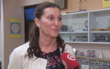 Anica Hrlec, profesorica fizike (Foto: Dnevnik.hr)