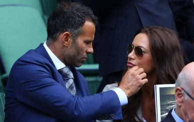 Ryan Giggs i supruga Stacey (Foto: Getty)