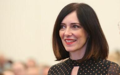 Ministrica Blaženka Divjak (Foto: Dusko Jaramaz/PIXSELL)