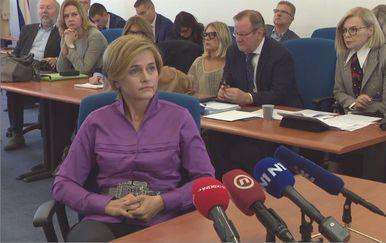 Sandra Švaljek (Foto: Dnevnik.hr)