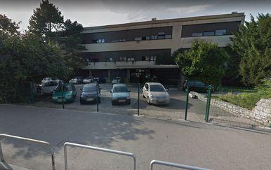 Druga ekonomska škola u Zagrebu (Foto: screenshot Google Maps)