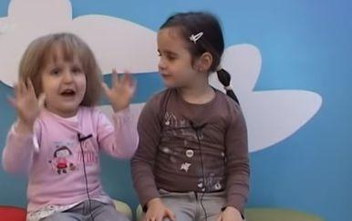 Natalija Mitrović i Petra Milošević (Foto: Youtube Screenshot)