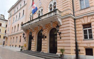 Županijski sud u Zadru (Foto: Hrvoje Jelavic/PIXSELL)