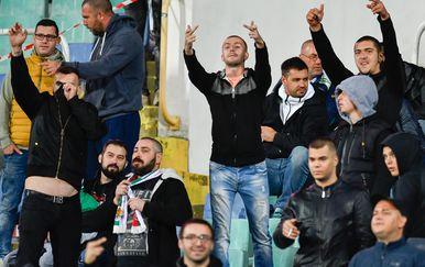 Sramotni bugarski 'navijači'