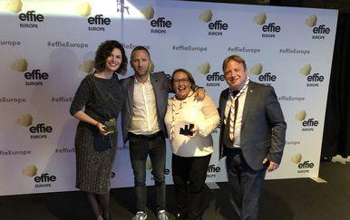 Boranka osvojila zlatni EuroEffie, prvi ikad u Hrvatskoj i regiji (Foto: PR)