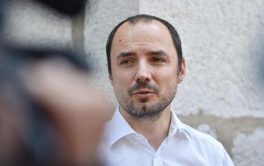 Boris Milošević (Foto: Hrvoje Jelavic/PIXSELL)