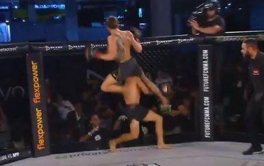 Leteće koljeno, Bilharinho (Screenshot)