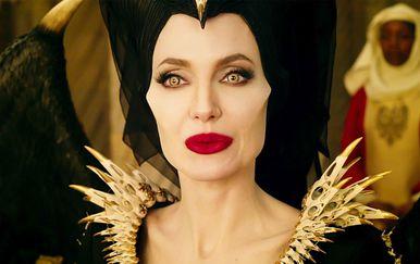 Angelina Jolie u filmu \'Gospodarica zla 2\' - 1