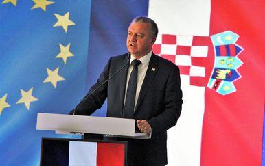 Ministar Darko Horvat (Foto: Ministarstvo gospodarstva)