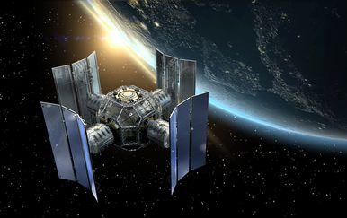 Svemirska stanica (Ilustracija: Getty)