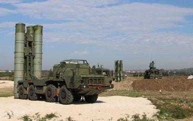 Ruski sustav S-400 (Foto: AFP)
