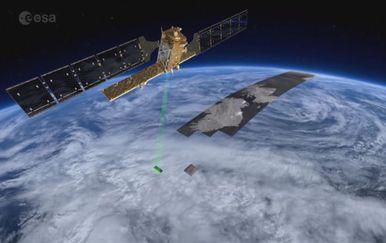 Satelit (Foto: Dnevnik.hr)